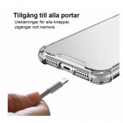 CoveredGear Shockproof Skal till Samsung Galaxy S8 Plus