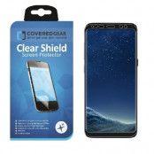 CoveredGear skärmskydd till Samsung Galaxy S8 Plus - Täcker hela skärmen