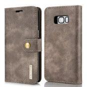 DG.MING Plånboksfodral Samsung Galaxy S8 Plus - Coffee