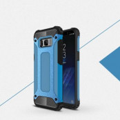 Hybrid Armor Mobilskal Samsung Galaxy S8 Plus - Blå