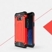 Hybrid Armor Mobilskal Samsung Galaxy S8 Plus - Röd