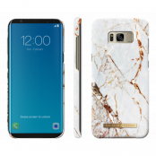 iDeal of Sweden Fashion Case Samsung Galaxy S8 Plus - Carrara Gold