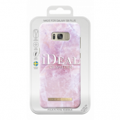 iDeal of Sweden Fashion Case Samsung Galaxy S8 Plus - Pilion Pink Marble