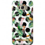 iDeal of Sweden Fashion Case Samsung Galaxy S8 Plus - Tropical Dots