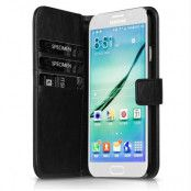 ITSKINS Bookcase Plånboksväska till Samsung Galaxy S8 Plus - Svart