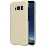Nillkin Frosted Mobilskal till Samsung Galaxy S8 Plus - Guld