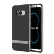 ROCK Royce Skal till Samsung Galaxy S8 Plus - Grå