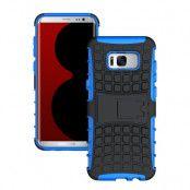 Rugged Mobilskal Samsung Galaxy S8 Plus - Blå