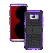 Rugged Mobilskal Samsung Galaxy S8 Plus - Lila