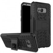 Rugged Mobilskal till Samsung Galaxy S8 Plus - Svart