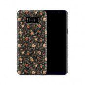 Skal till Samsung Galaxy S8 Plus - Blommor
