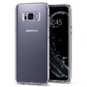 Spigen Flytande Crystal Galaxy S8 + Plus Crystal Clear