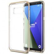Verus Crystal Bumper Skal till Samsung Galaxy S8 Plus - Gold