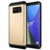 Verus Hard Drop Skal till Samsung Galaxy S8 Plus - Gold
