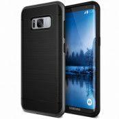 Verus High Pro Shield Skal till Samsung Galaxy S8 Plus - Dark Silver