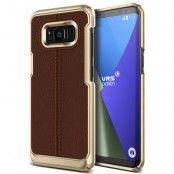 Verus Simpli Mod Skal till Samsung Galaxy S8 Plus - Brun