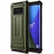 Verus Terra Guard Skal till Samsung Galaxy S8 Plus - Grön