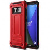 Verus Terra Guard Skal till Samsung Galaxy S8 Plus - Röd