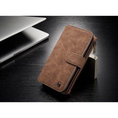 Caseme Plånboksfodral till Samsung Galaxy S8 - Brun
