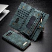Caseme Retro Plånboksfodral Samsung Galaxy S8 - Blå