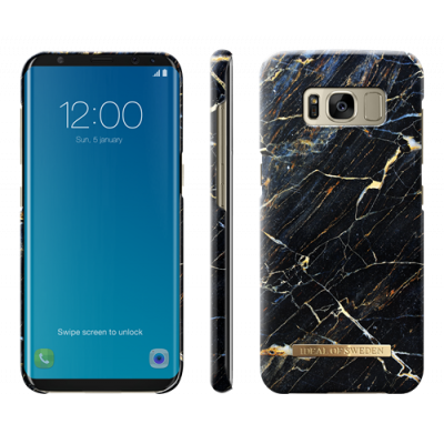 iDeal of Sweden Fashion Case Samsung Galaxy S8 - Port Laurent Marble