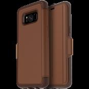 Otterbox Strada Samsung Galaxy S8 - Burnt Saddle B