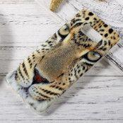 Patterned Mobilskal Samsung Galaxy S8 - Leopard