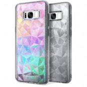 Ringke Air Prism Glitter Skal till Samsung Galaxy S8 - Grå