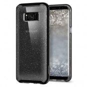 SPIGEN Neo Hybrid Crystal Glitter Skal till Samsung Galaxy S8 - Svart