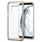 SPIGEN Neo Hybrid Crystal Skal till Samsung Galaxy S8 - Gold