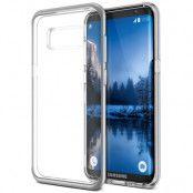 Verus Crystal Bumper Skal till Samsung Galaxy S8 - Silver