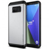 Verus Hard Drop Skal till Samsung Galaxy S8 - Silver