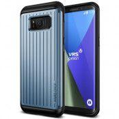Verus Waved Hard Drop Skal till Samsung Galaxy S8 - Blå