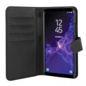 Champion Wallet PU Samsung Galaxy S9 Plus - Svart