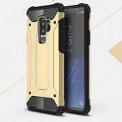 Hybrid Armor Mobilskal Samsung Galaxy S9 Plus - Gold