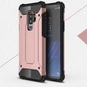 Hybrid Armor Mobilskal Samsung Galaxy S9 Plus - Rose Gold