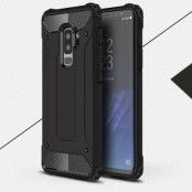 Hybrid Armor Mobilskal Samsung Galaxy S9 Plus - Svart