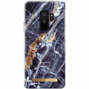 iDeal of Sweden Fashion Case Samsung Galaxy S9 Plus - Midnight Blue Marble