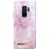 iDeal of Sweden Fashion Case Samsung Galaxy S9 Plus - Pilion Pink Marble