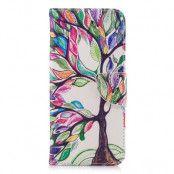 Plånboksfodral till Samsung Galaxy S9 Plus - Colorized Tree