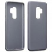 Qubits Mobilskal till Samsung Galaxy S9 Plus - Mörkgrå