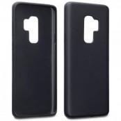 Qubits Mobilskal till Samsung Galaxy S9 Plus - Svart