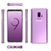 Samsung S9 Plus Shockproof Skal  0.3mm TPU Transparent