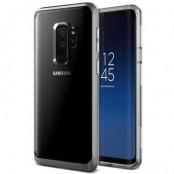 Verus Crystal Bumper Skal till Samsung Galaxy S9 Plus - Silver