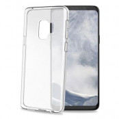 Celly Gelskin TPU Cover Samsung Galaxy S9 - Transparent