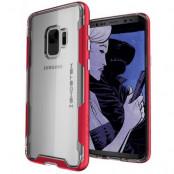 Ghostek Cloak 3 Skal till Samsung Galaxy S9 - Röd