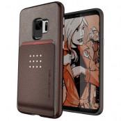 Ghostek Exec 2 Skal till Samsung Galaxy S9 - Brun