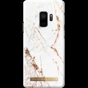 iDeal of Sweden Fashion Case Samsung Galaxy S9 - Carrara Gold