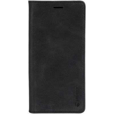 Krusell Sunne 2 Card Cover Foliowallet Samsung Galaxy S9 - Vintage Black
