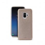 Puro Shine Cover Samsung Galaxy S9 - Guld